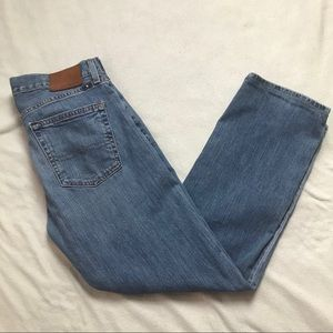 Lucky Brand 363 Vintage Straight Jeans 29 x 30